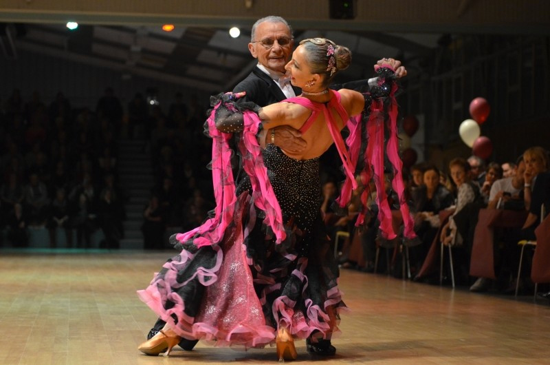 Gara di ballo Regionale FIDS Treviglio