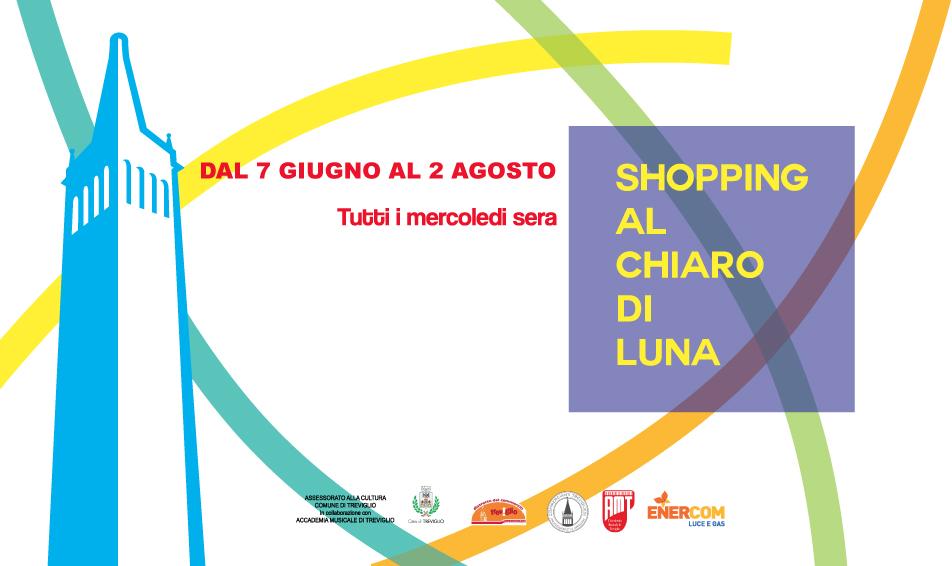 Notte bianca Treviglio – Shopping al chiaro di Luna 2017
